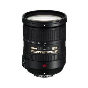 Nikon AF-S DX VR 18-200mm f/3.5-5.6G IF-ED