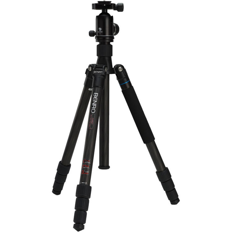 Benro C2682TV2 Travel Angel II Carbon Fibre Tripod Kit